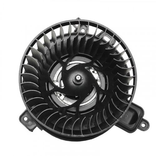 Замена мотора отопителя