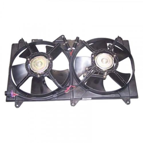 Замена вентилятора охлаждения двигателя