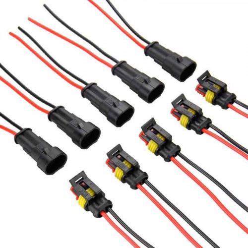 Замена электрического разъема