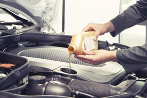 Бесплатная замена масла в двигателе