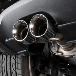 Ремонт системы подачи воздуха и отвода выхлопных газов